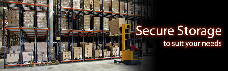 Warehousing Solution services